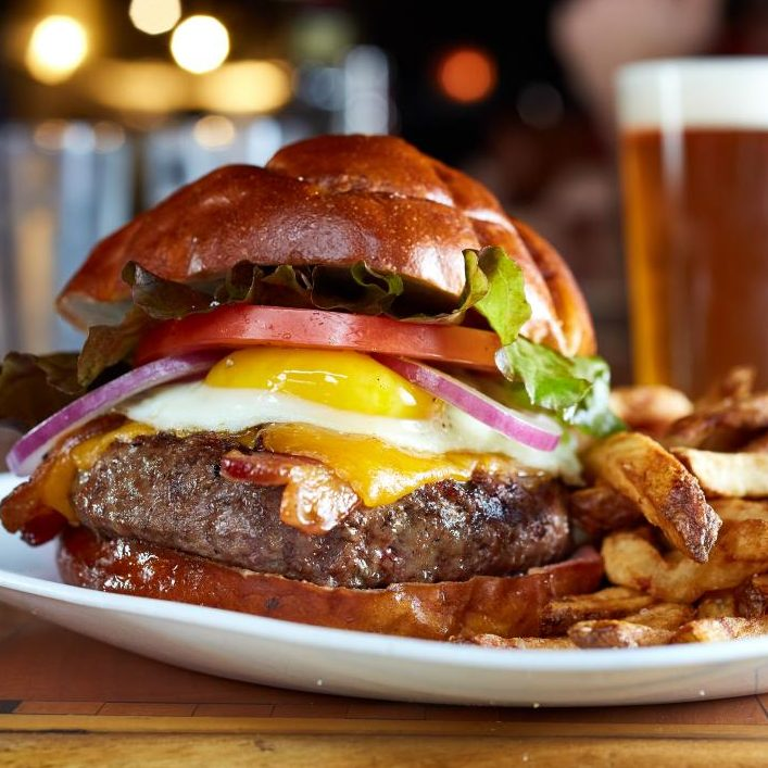 Food Networks Best Burgers